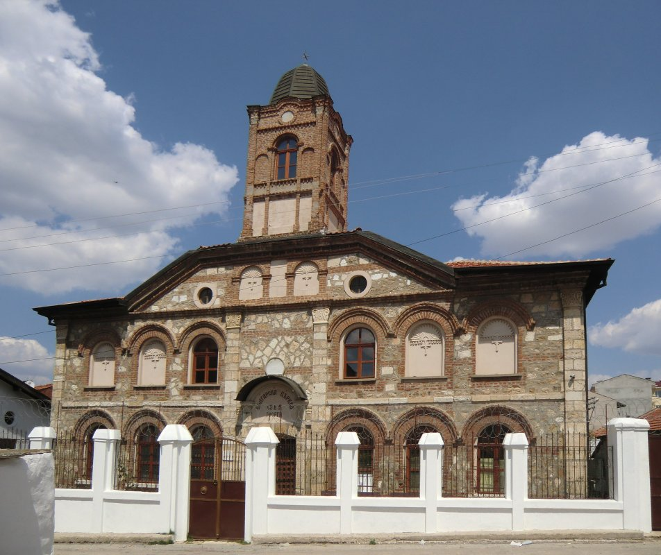Bulgarisch-orthodoxe Georgskirche in Edirne