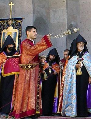 Armenischer Gottesdienst