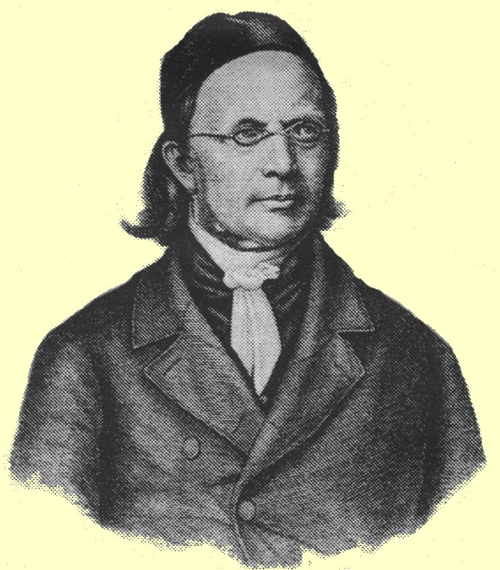 Christian Gottlob Barth