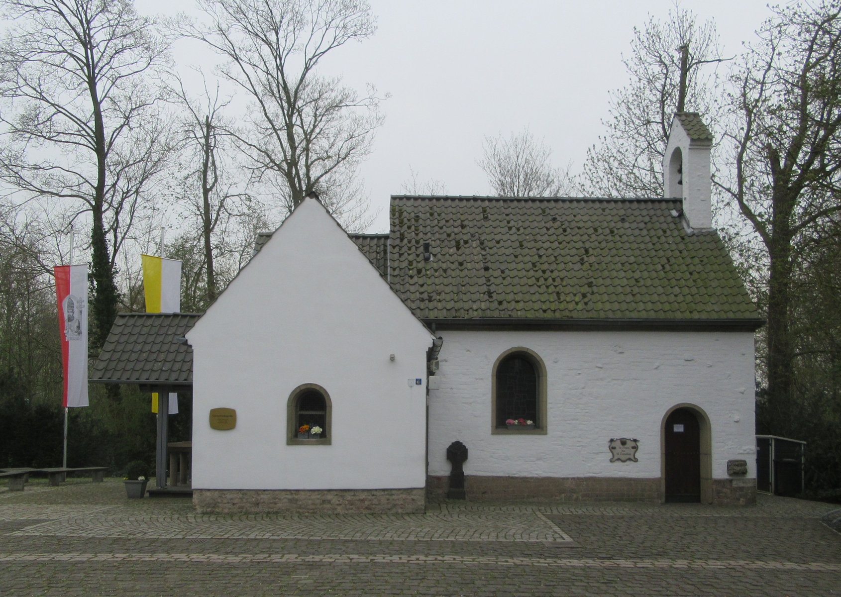 Corneliuskapelle in Selikum bei Neuss