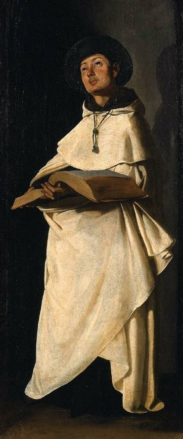 Francisco de Zurbarán: Cyrillus, um 1632, Museum of Fine Arts in Boston