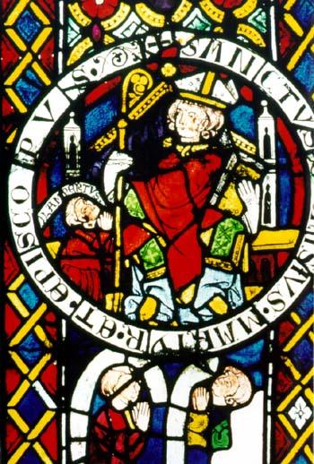 Dionysius von Paris - Ökumenisches Heiligenlexikon