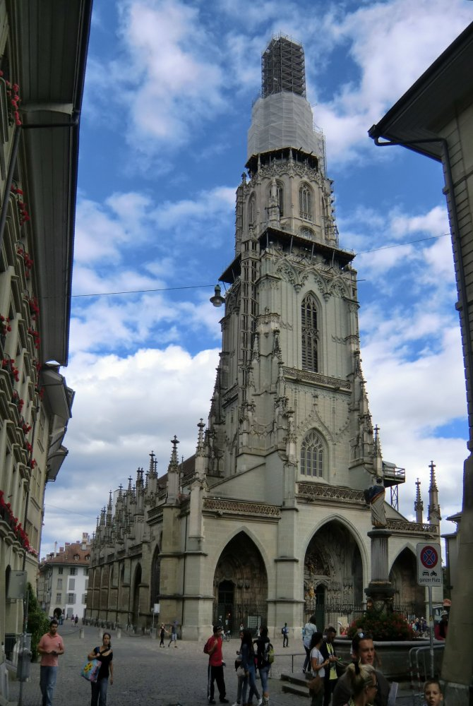 Münster in Bern