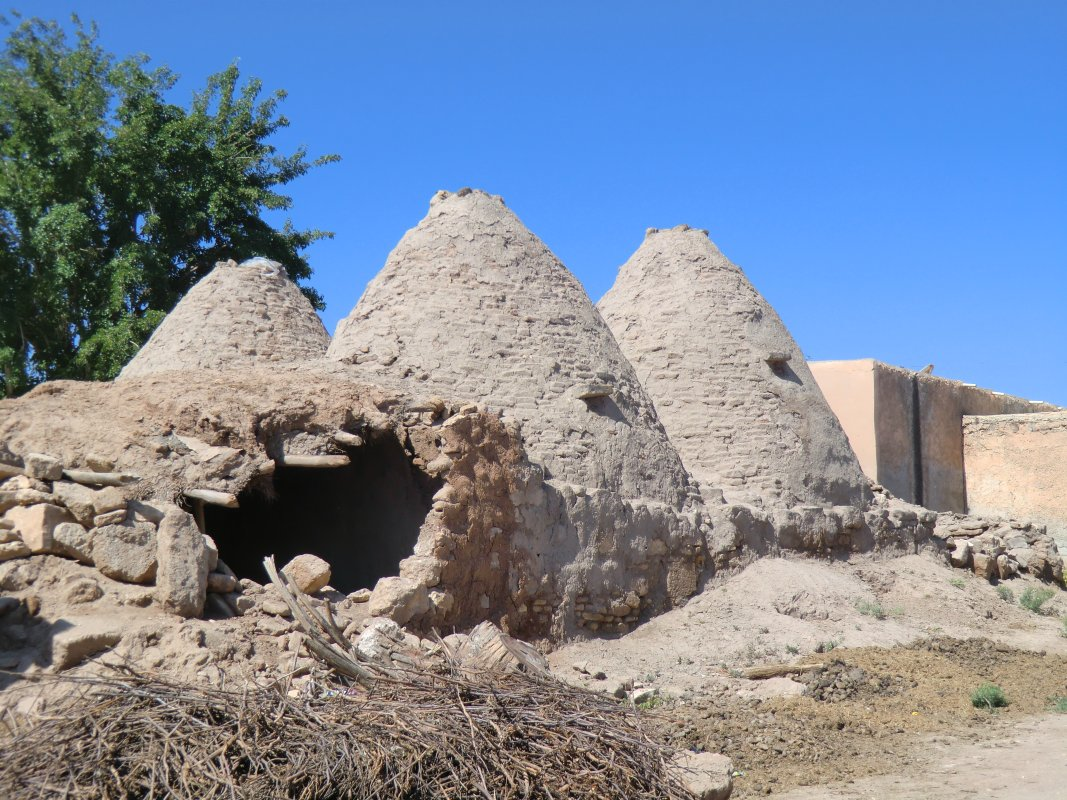 Trulli-Häuser in Harran