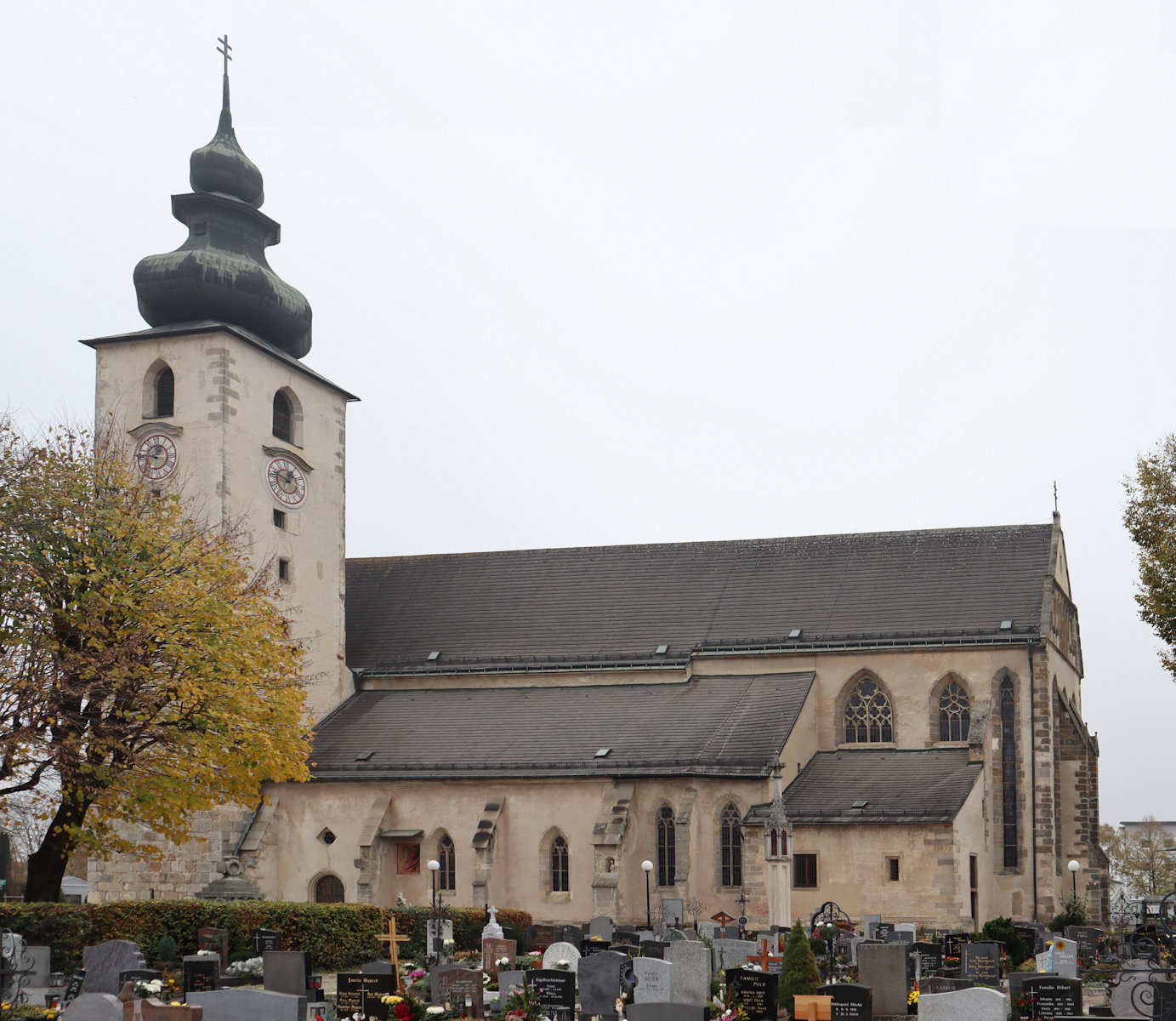 St.-Laurenz-Basilika in Enns-Lorch