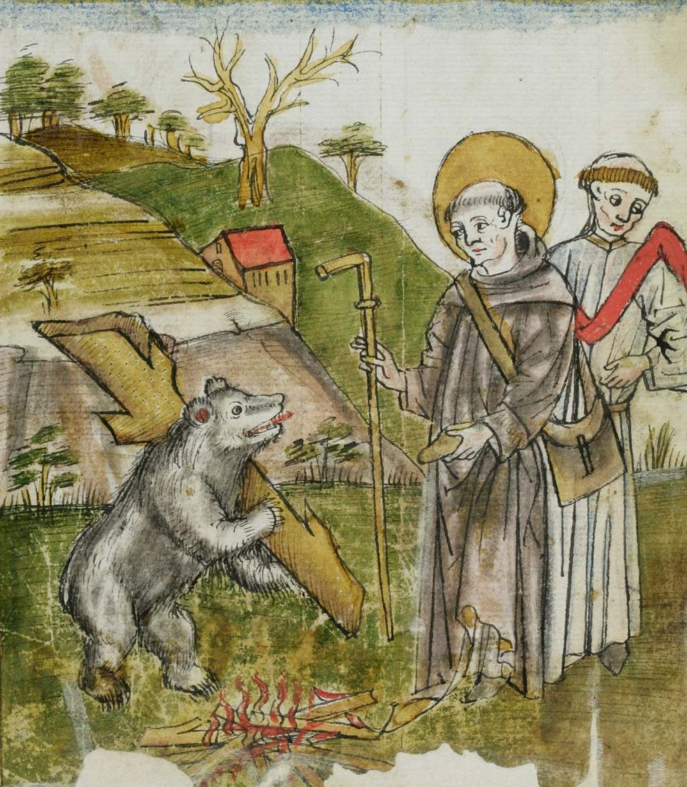 """Bildergebnis für heiliger st. gallus"""""""