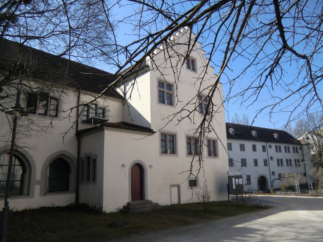 Kloster Petershausen in Konstanz heute
