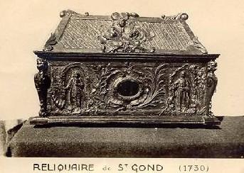 Relikvar fra 1730 © Joachim Schäfer – Ökumenisches Heiligenlexikon