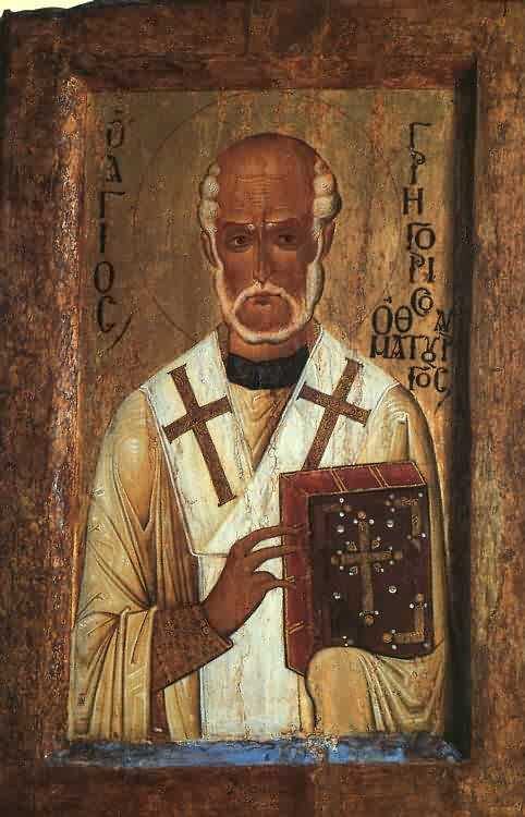Saint Gregory of Tours
