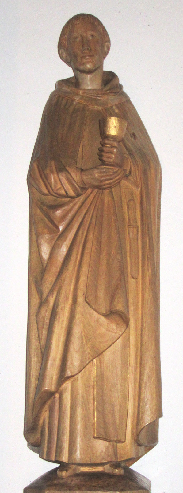 Statue Kloster Marienborn in Hoven