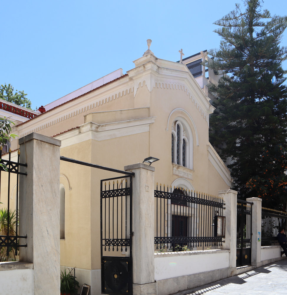 Andreas-Kirche in Athen