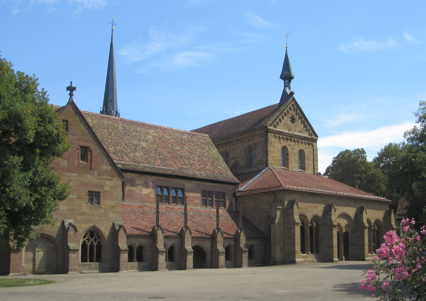 Kloster in Maulbronn