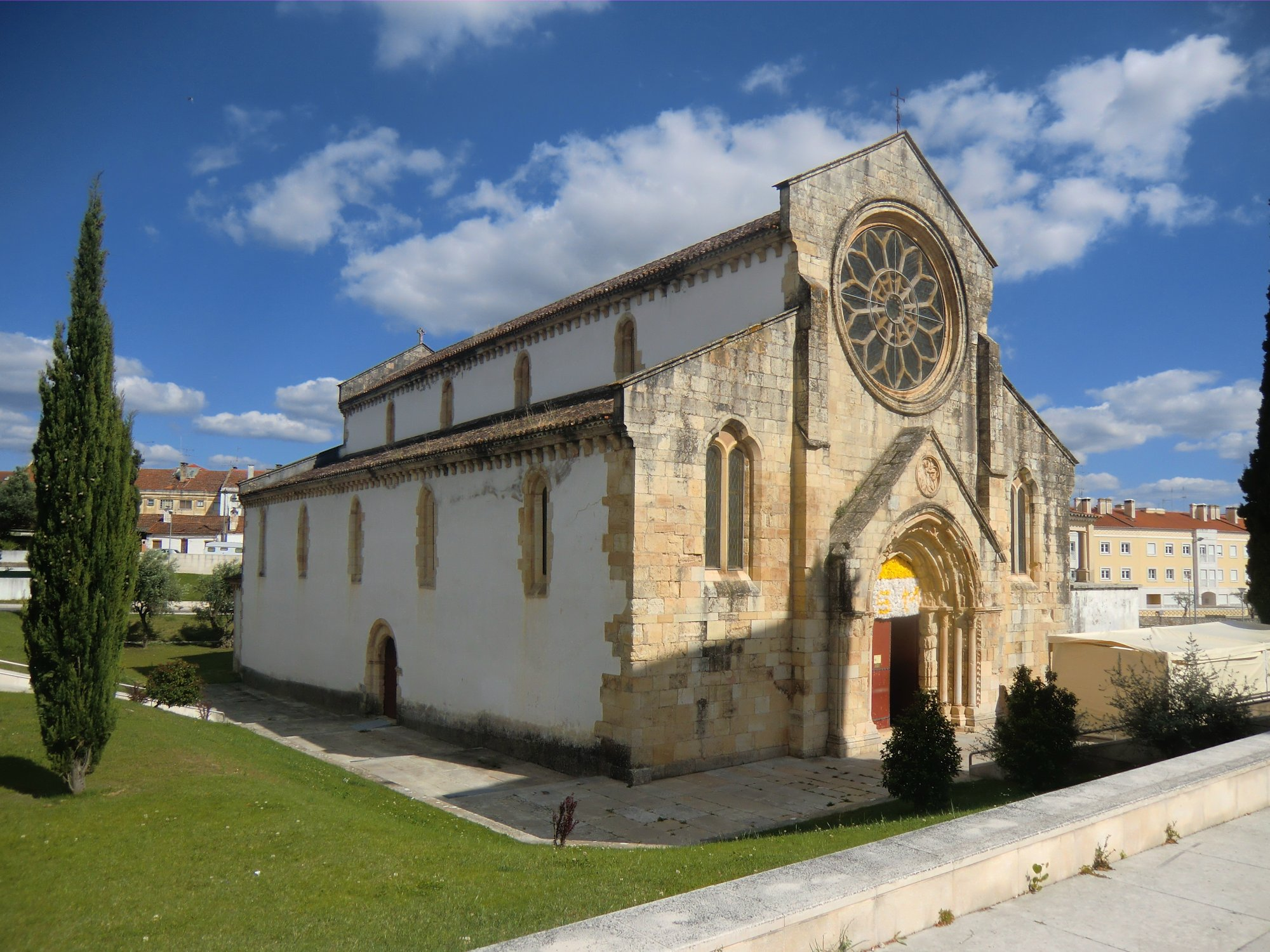 Kirche Sta Maria do Olival in Tomar