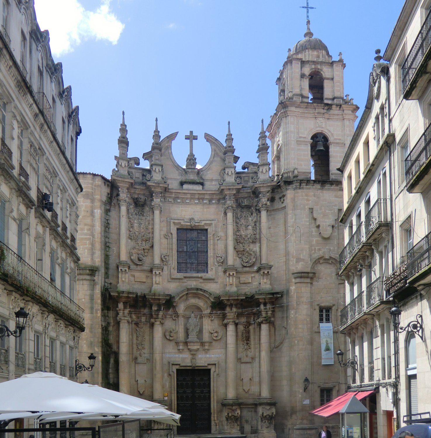 Kathedrale in Ourense