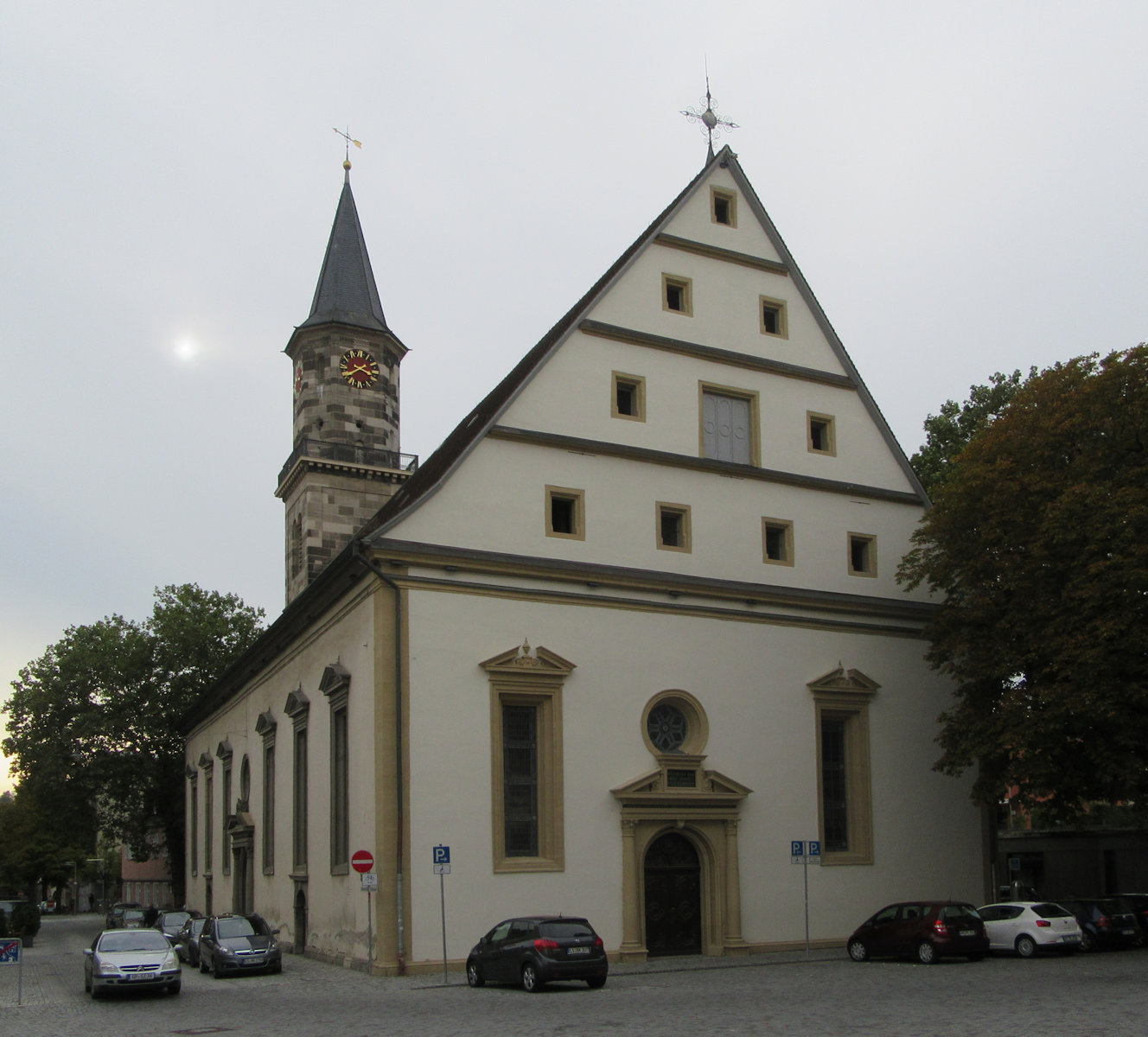 Stadtkirche in Göppingen