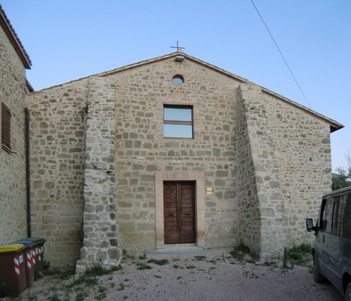 Kloster S. Lorenzo in Collazone
