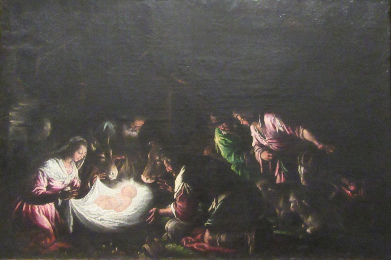 Michelangelo Merisi Da Caravaggio Johannes In Der Sakristei