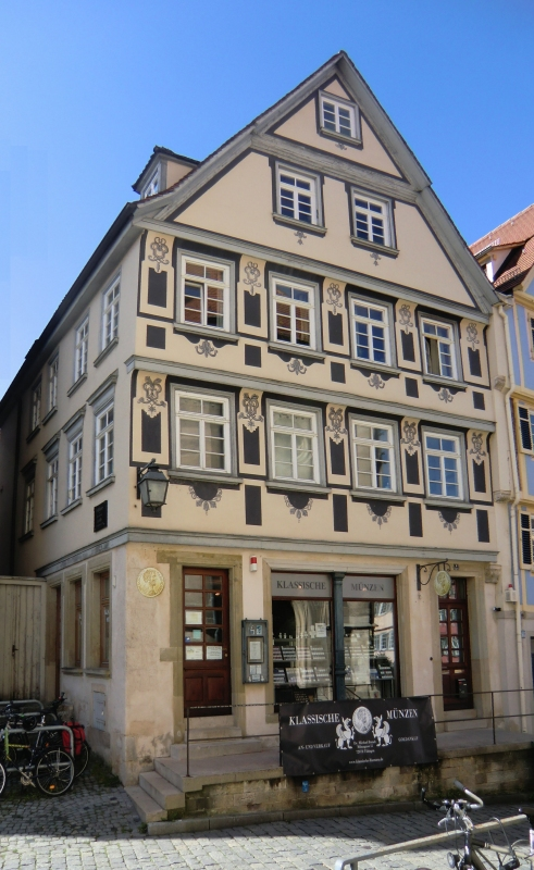 Cottahaus in Tübingen
