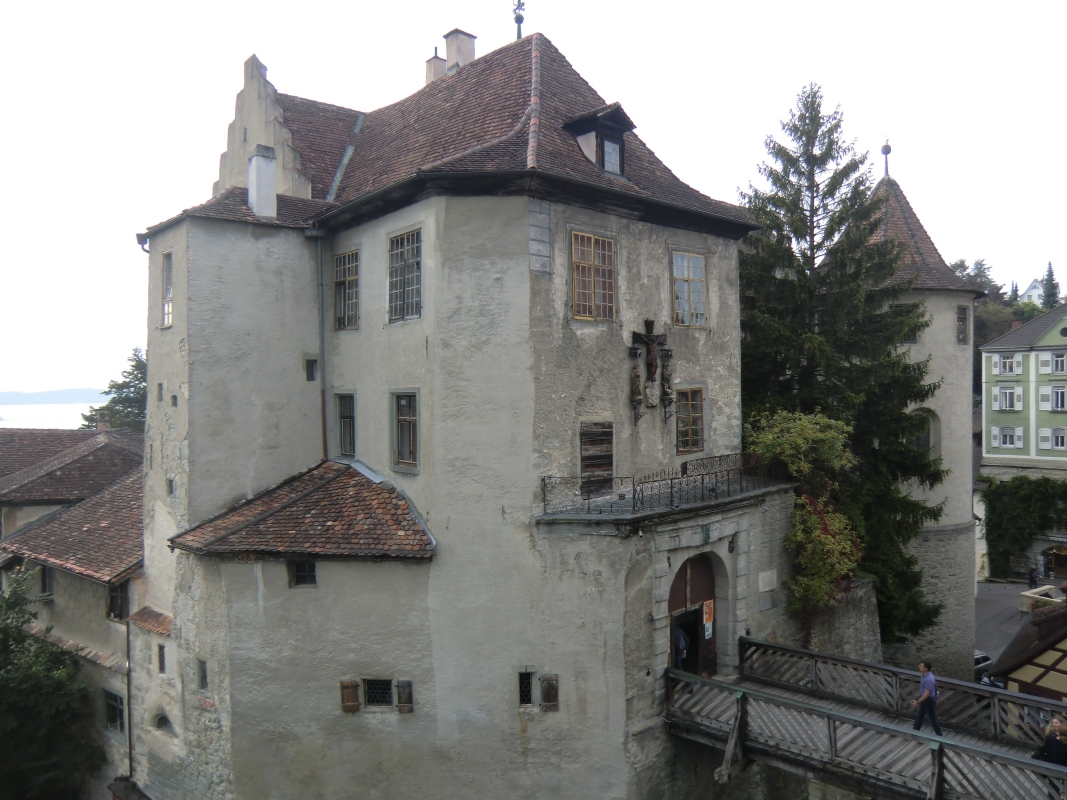 Altes Schloss in Meersburg