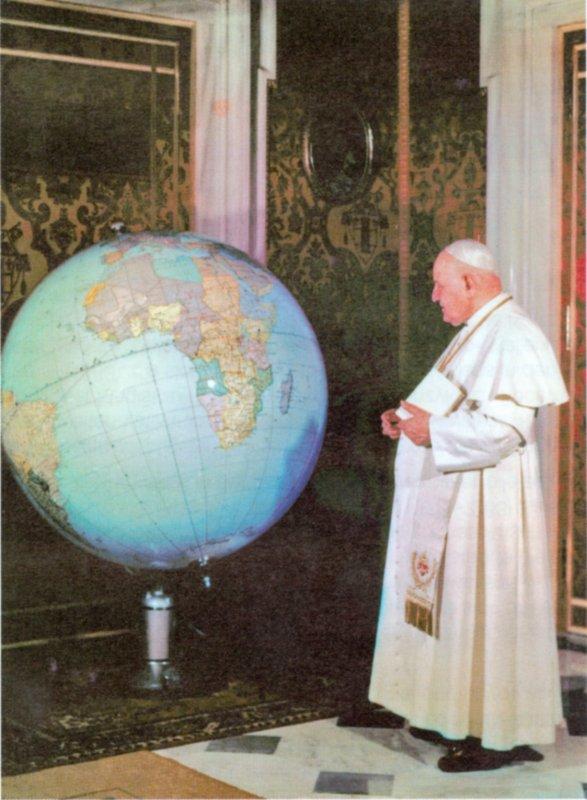 Päpste Seit 1945