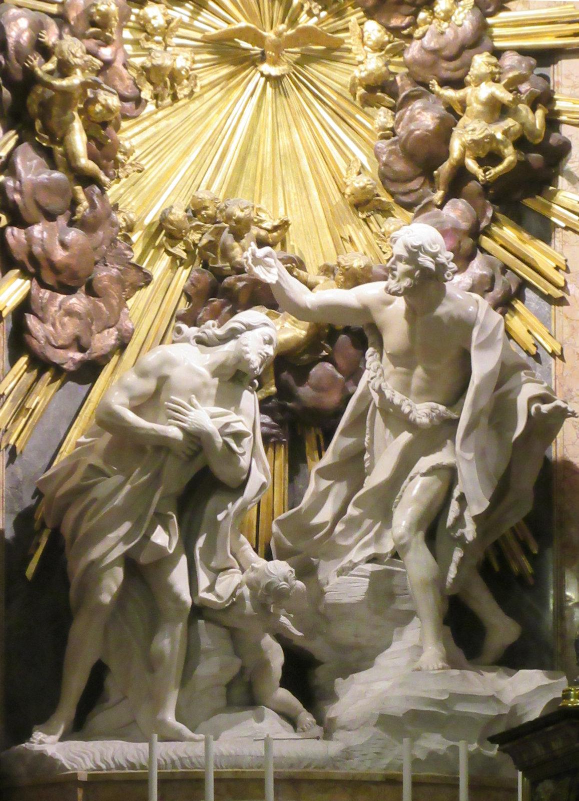 Johannes Der Täufer ökumenisches Heiligenlexikon