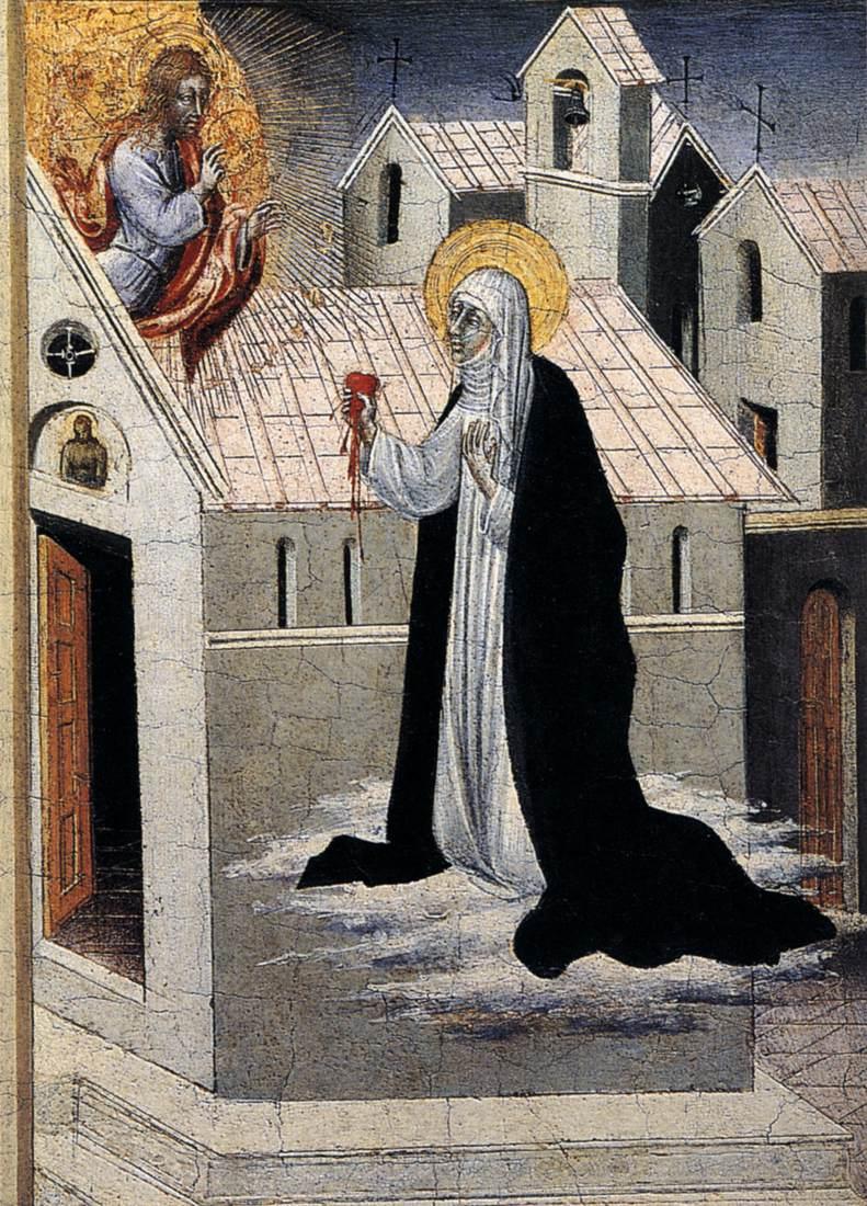 Katharina von Siena homosexuell