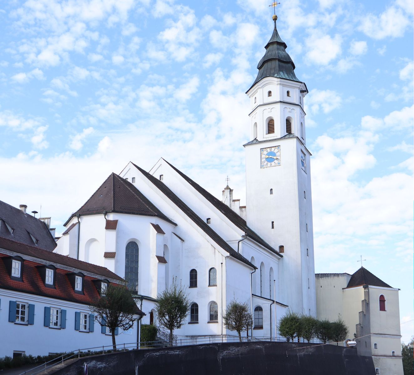 Kirche St. Andreas in Babenhausen