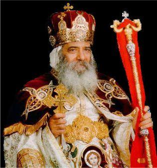 Der koptische Papst
