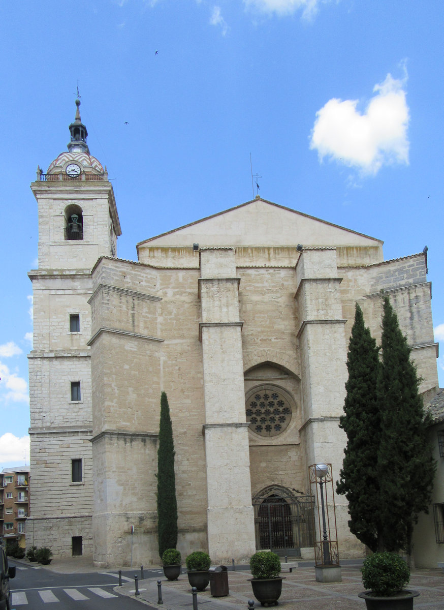Kathedrale in Ciudad Real