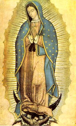 Maria-Guadalupe - Saints Of The Day - Bible Study