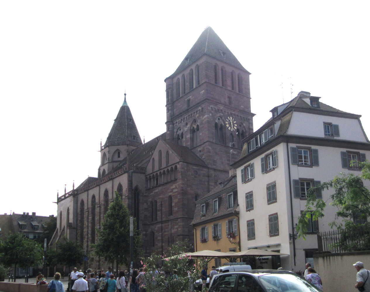 Thomaskirche in Straßburg