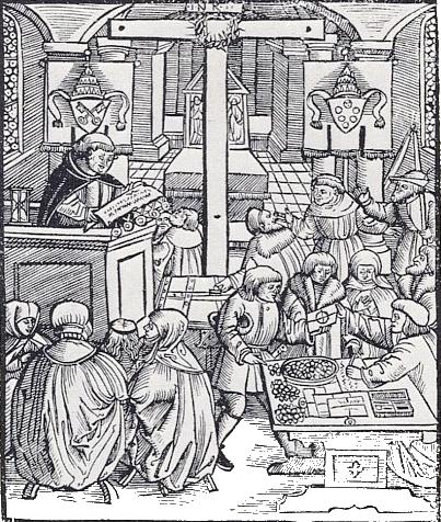 Ablassprediger Luther