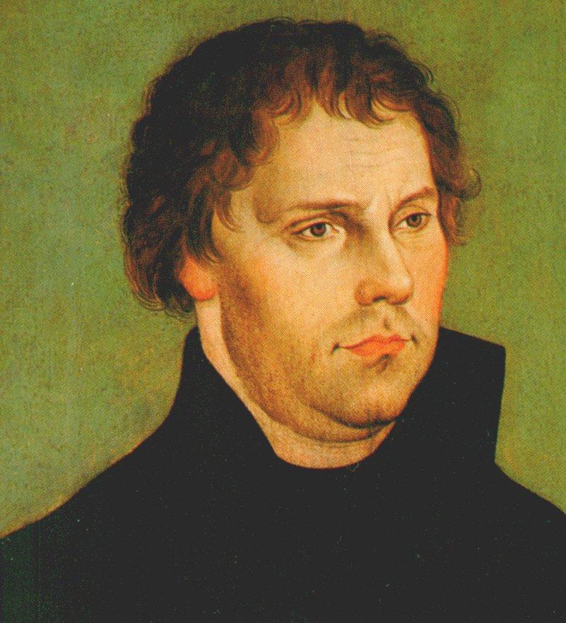 Martin Luther - Ökumenisches Heiligenlexikon