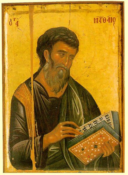 Matthäus Evangelist