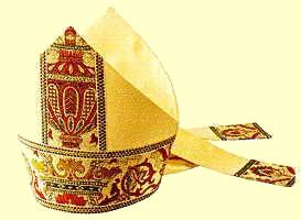Kopfbedeckung Katholischer Geistlicher