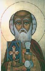Koptische Ikone