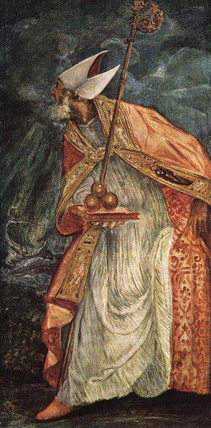 Tintoretto (1518 - 1594), im Kunsthistorischen Museum in Wien