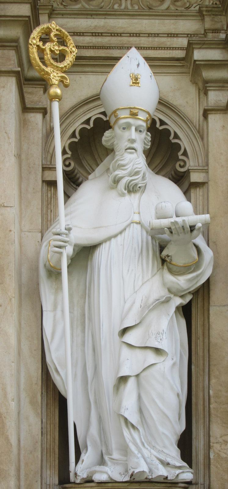 Nikolaus von Myra Ökumenisches Heiligenlexikon