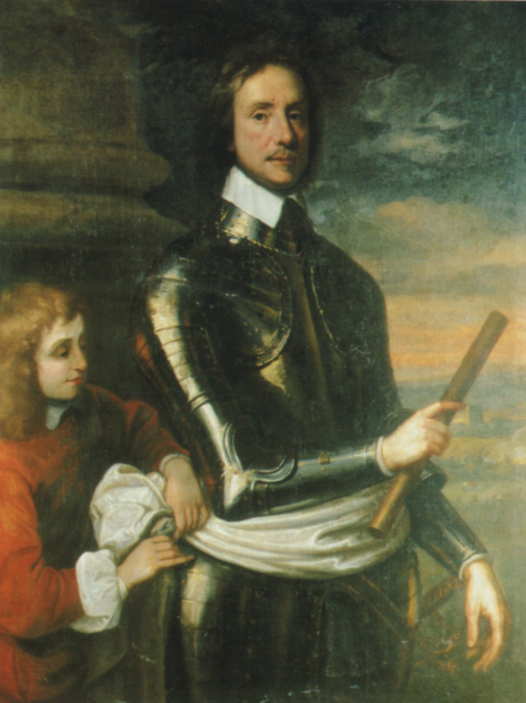 Robert Walker: Oliver Cromwell, 1650, bei Sotheby's in London