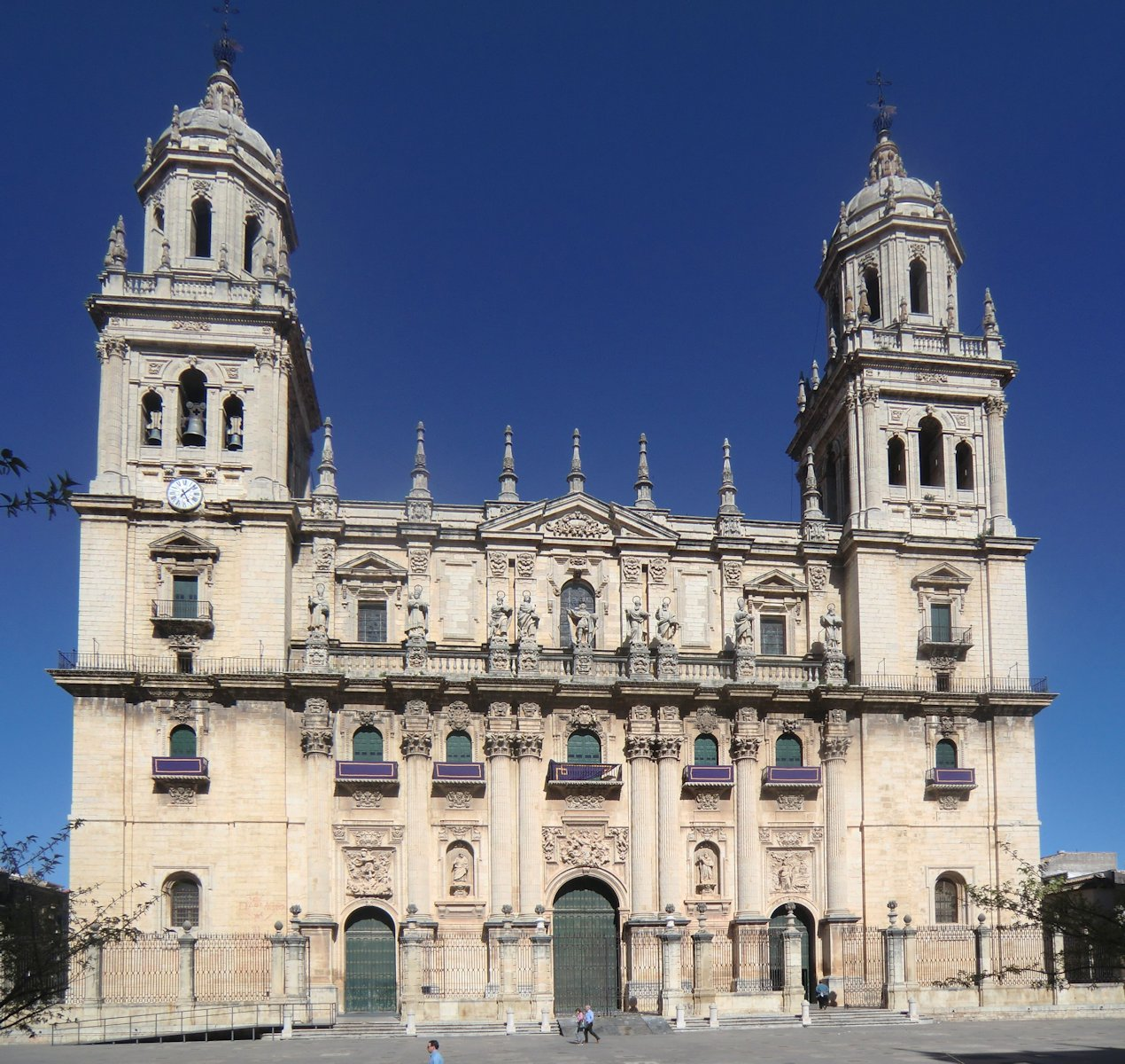 Kathedrale in Jaén