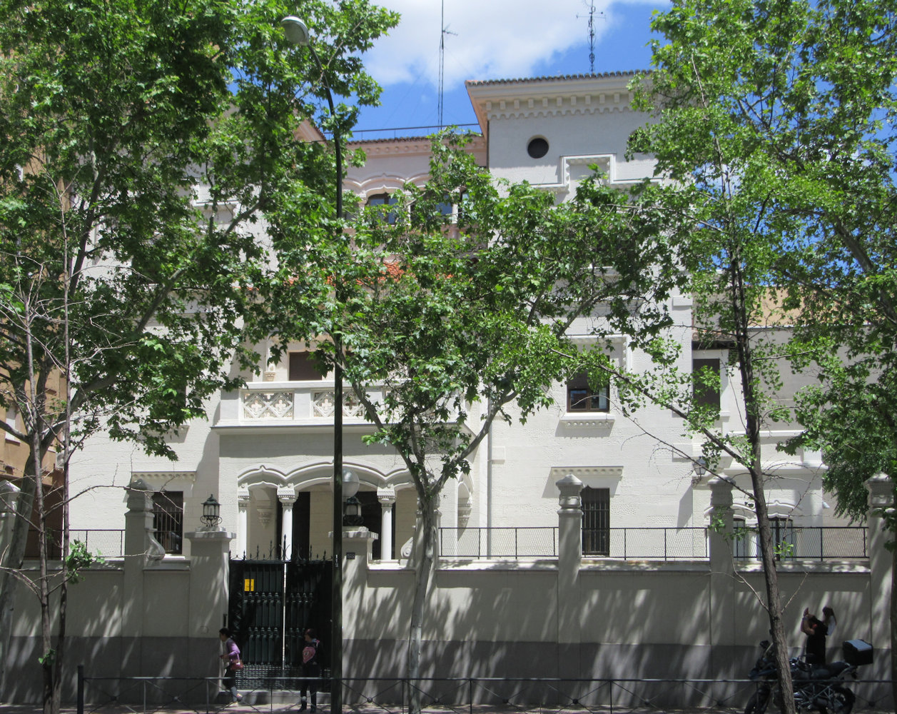 Institut Teresiana in Madrid