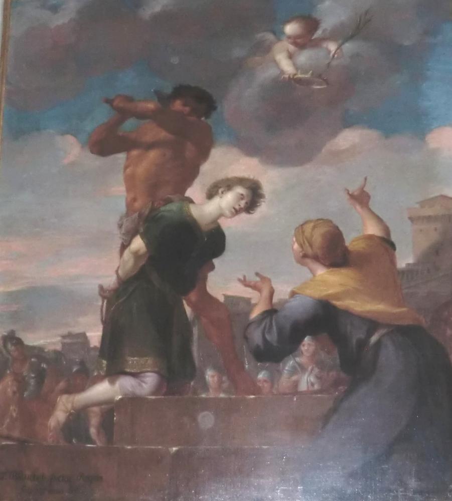 La Sainte Vierge Marie - La Foi et les Œuvres volume 3 – Vicomte Walsh 19 eme siècle  Symphorianus_von_Autun2