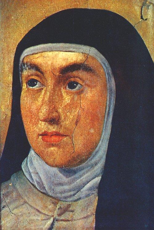 Theresa von vila die gro e kumenisches heiligenlexikon - Teresa von avila zitate ...