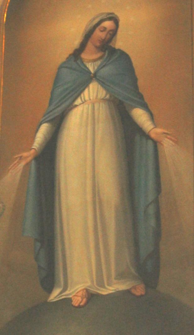 Maria Unbefleckte Empfängnis