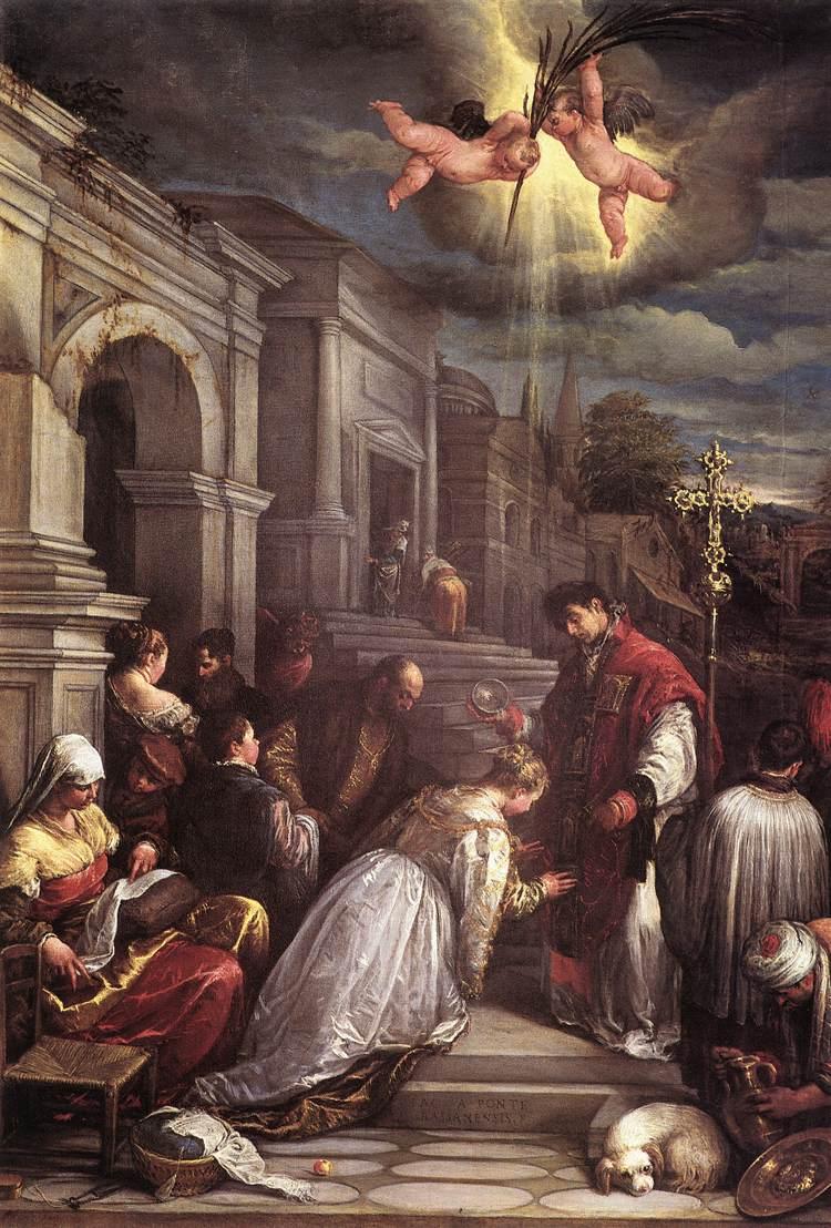 St. Valentin Schutzpatron von